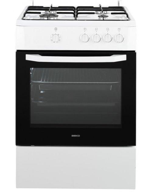 Cocinas de Gas - Beko CSG62000DWL