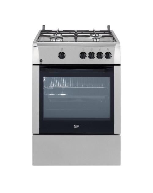Cocinas de Gas - Beko CSG62000DXL
