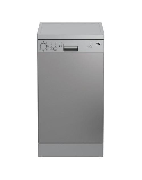 Lavavajillas libre instalación - Beko DFS05011X