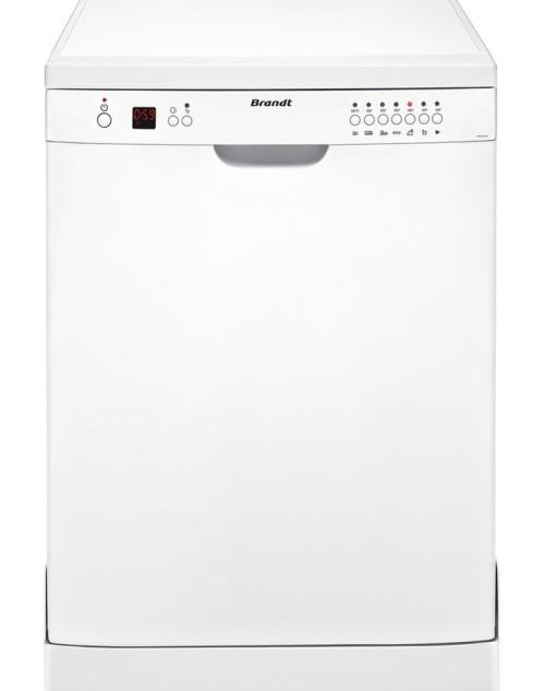Lavavajillas libre instalación - Brandt DFH12127W