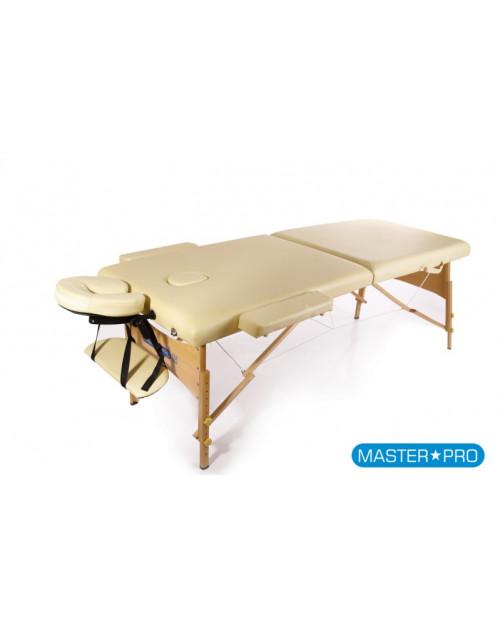 Mesas de masaje - Camilla De Masaje MasterPro Classic Beige