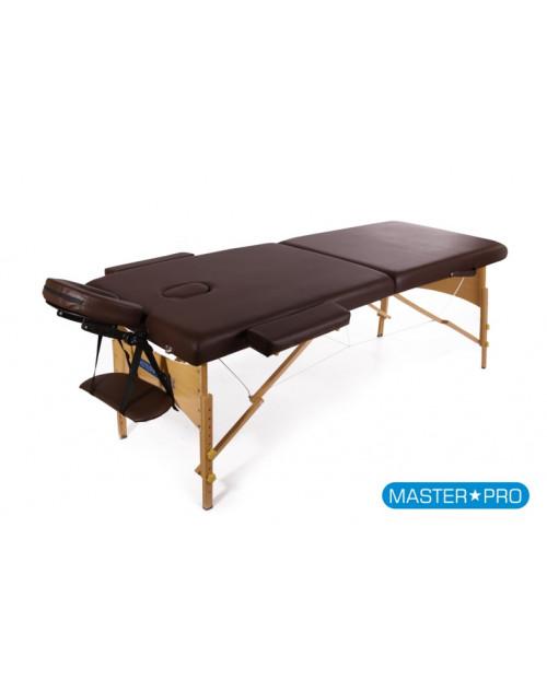 Mesas de masaje - Camilla De Masaje MasterPro Classic Brown
