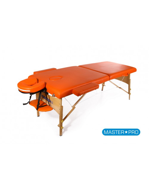 Mesas de masaje - Camilla De Masaje MasterPro Classic Orange