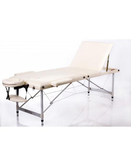 Mesas de masaje - Camilla De Masaje MasterPro TS-3381 Beige