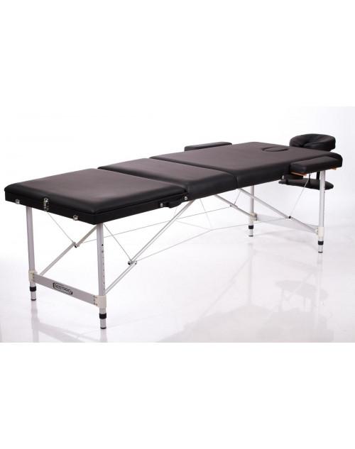 Mesas de masaje - Camilla De Masaje MasterPro TS-3381 Negro