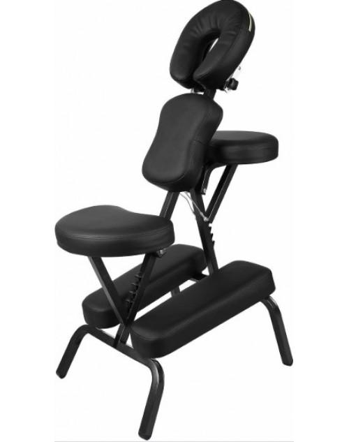 Mesas de masaje - Silla de masaje portátil TS-1002 Negro