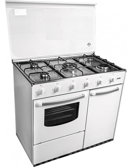Cocinas de Gas - Svan SVK9551GBB
