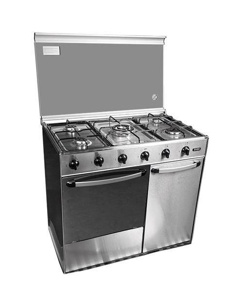 Cocinas de Gas - Svan SVK9551GBI
